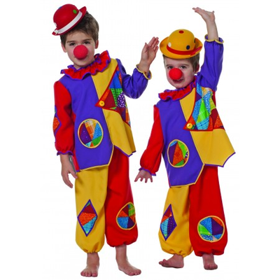 Carnaval kinderkleding